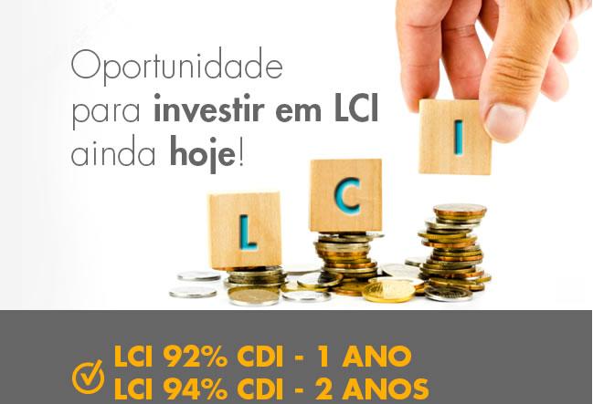 LCI 94% CDI Sofisa