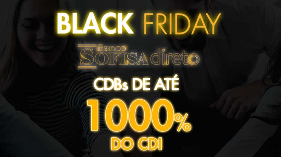 cdb 1000% do CDI Sofisa